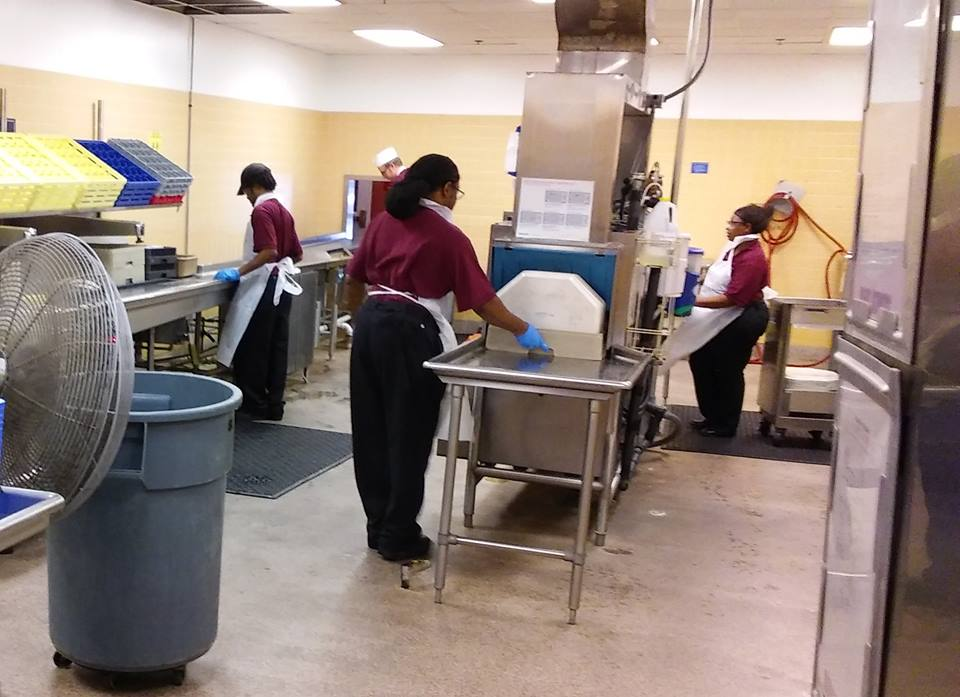 Food Service Support