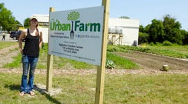 Urban Farm In The Virginian Pilot