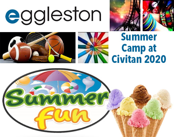 Summer Camp at Civitan 2020