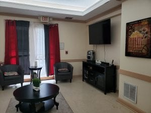 Carlson House  - Theater room 2